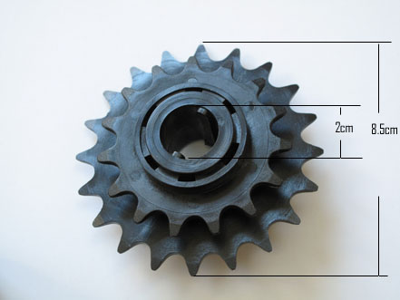 Sprockets & Helical