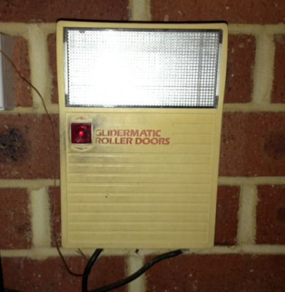 Garage Door Part Glidermatic Glidermatic Deluxe