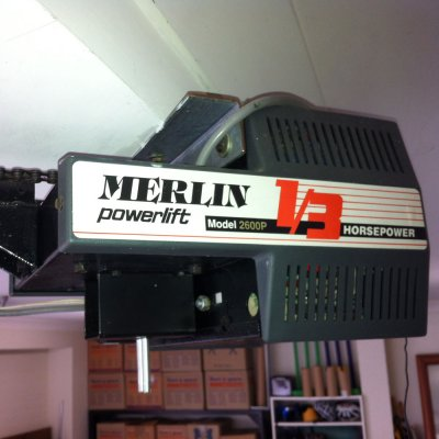 Garage Door Part Merlin 2600p