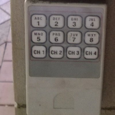 Garage Door Part Ata Kpx 4f Keypad