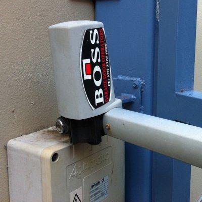 Garage Door Part Boss Swing Gate