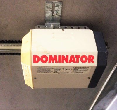 Garage Door Part Dominator Dominator