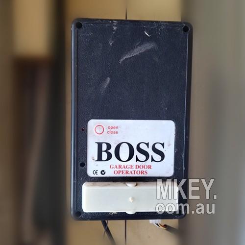 Garage Door Part Boss Boss Wall Control Box