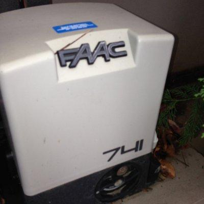 FAAC 741