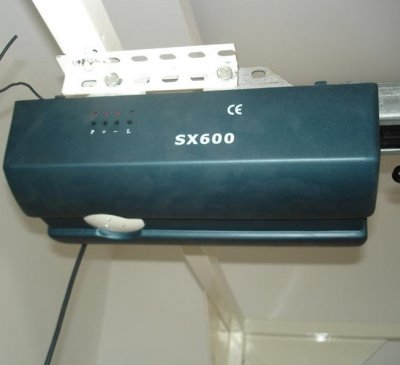 SX600 SX800 garage door opener