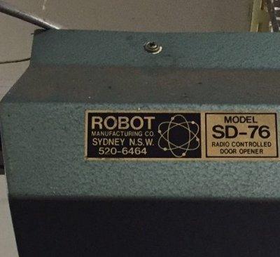 Robot SD-76