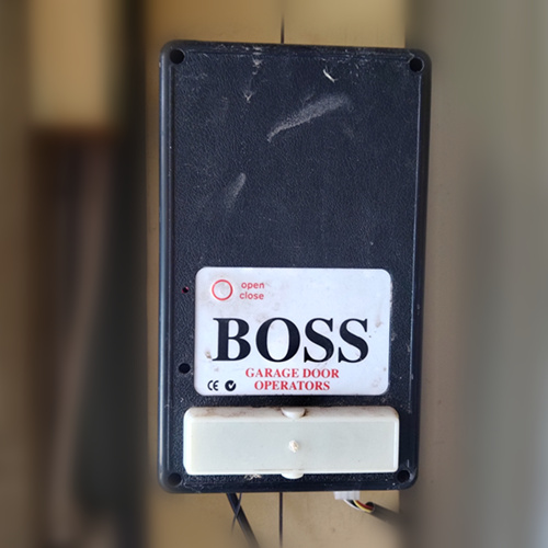 Boss wall control box
