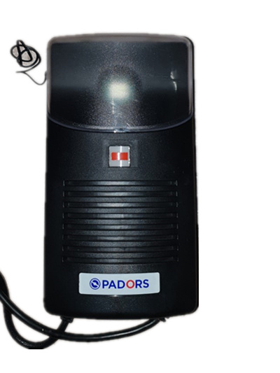 Padors control box