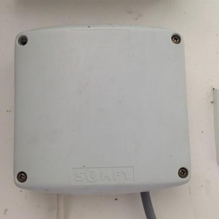 Somfy control box