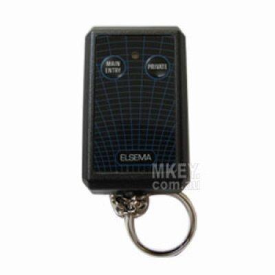 Garage Door Remote Elsema Key302da Elsema Key 302da