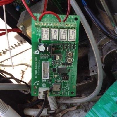 Garage Door Remote Airkey Aktx4 Airkey Aktx4