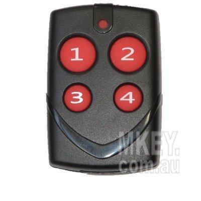 Garage Door Remote Forza Blue Forza Blue