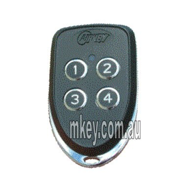 Garage Door Remote Airkey Ak2tx4 Airkey Ak2tx4