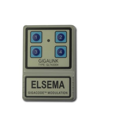 Garage Door Remote Elsema Key43304 Elsema Key43304
