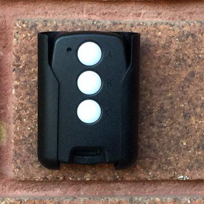 Garage Door Remote B Amp D Cad608 B Amp D Cad608