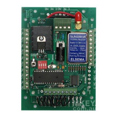 Garage Door Remote Receiver Glr43308r Receiver Glr43308r