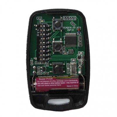 How To Program Genie Remote >> Garage door remote - B&D CAD605C (B&D CAD605C)