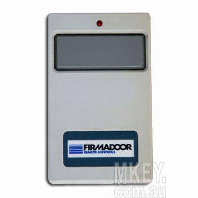 Garage Door Remote Firmadoor Fmd 1 Firmadoor Firmadoor