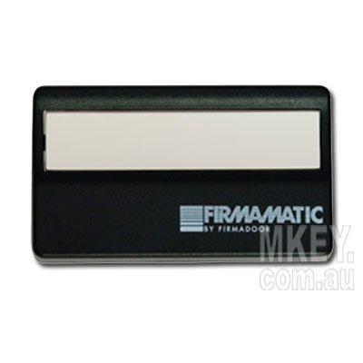 Firmamatic FMM433 : 059409