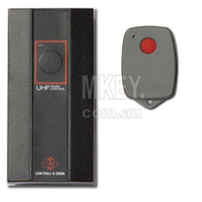 Garage Door Remote B Amp D Mpc2key B Amp D Mpc2key