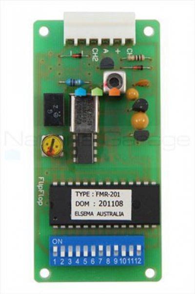 Garage Door Remote Receiver Fmr201 Receiver Fmr 201