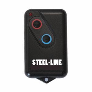 Garage Door Remote Steel Line Steel Line Steel Line 2211 L