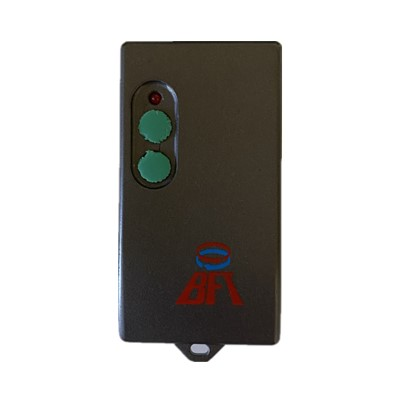 BFT green button